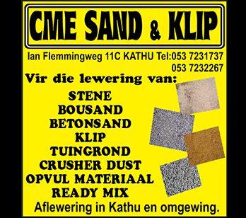 Cme Sand Klip